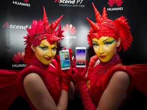 Huawei – P7