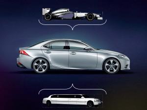 Lexus – Novi IS 300h