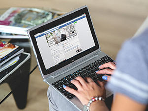 Struktura Facebook objave