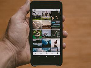 Makro in mikro vplivneži na Instagramu